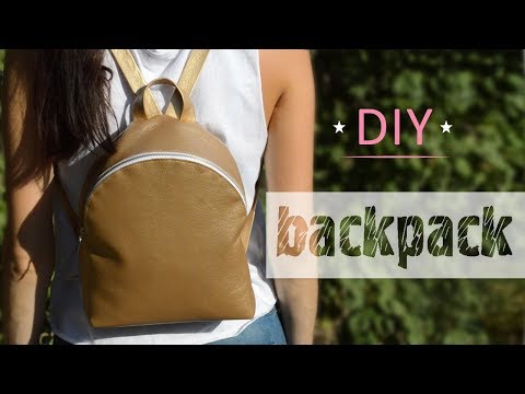 DIY Backpack | Art IDEA | How To Make Backpack Without Sewing machine