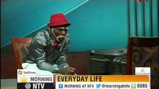 Everyday Life: Jajja Bruce, the comedian