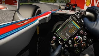 Assetto Corsa: VR Gameplay - F1 2017 @ Montreal - RSS 2017 Mod