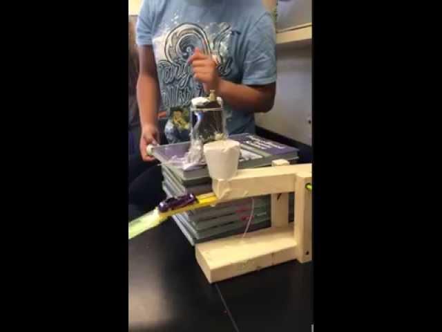 RUBE GOLBERG MACHINE VIDEO 2
