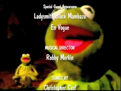 Sesame Streets 25th Birthday: A Musical Celebration! Credits Customized 2