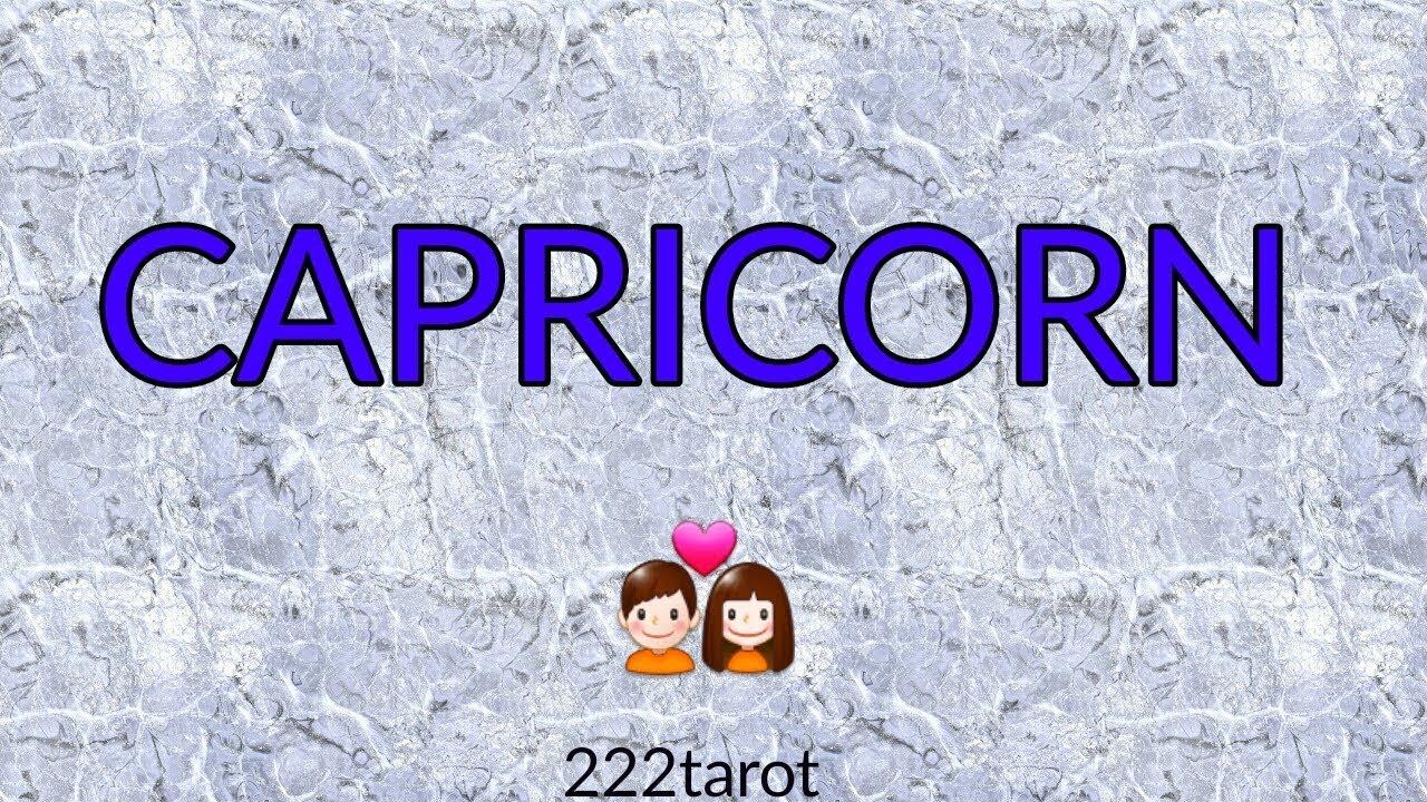 27 87 MB) CAPRICORN ❤ April 2019 Love Reading, Download