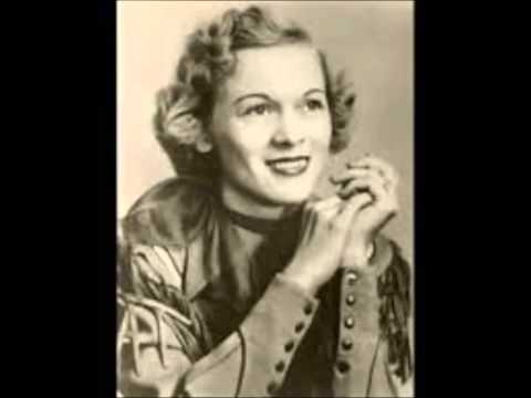 Jean Shepard - **TRIBUTE** - Beautiful Lies (1955).