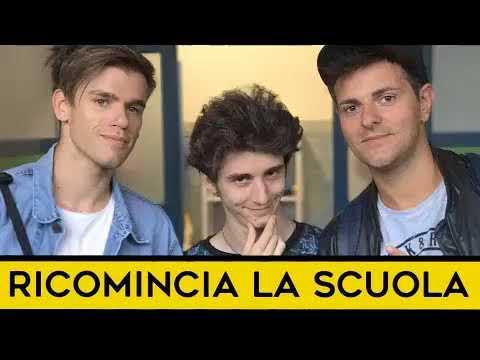 iPantellas & Favij - RICOMINCIA LA SCUOLA - PARODIA BABY K - Voglio Ballare Con Te (Bass Boosted)