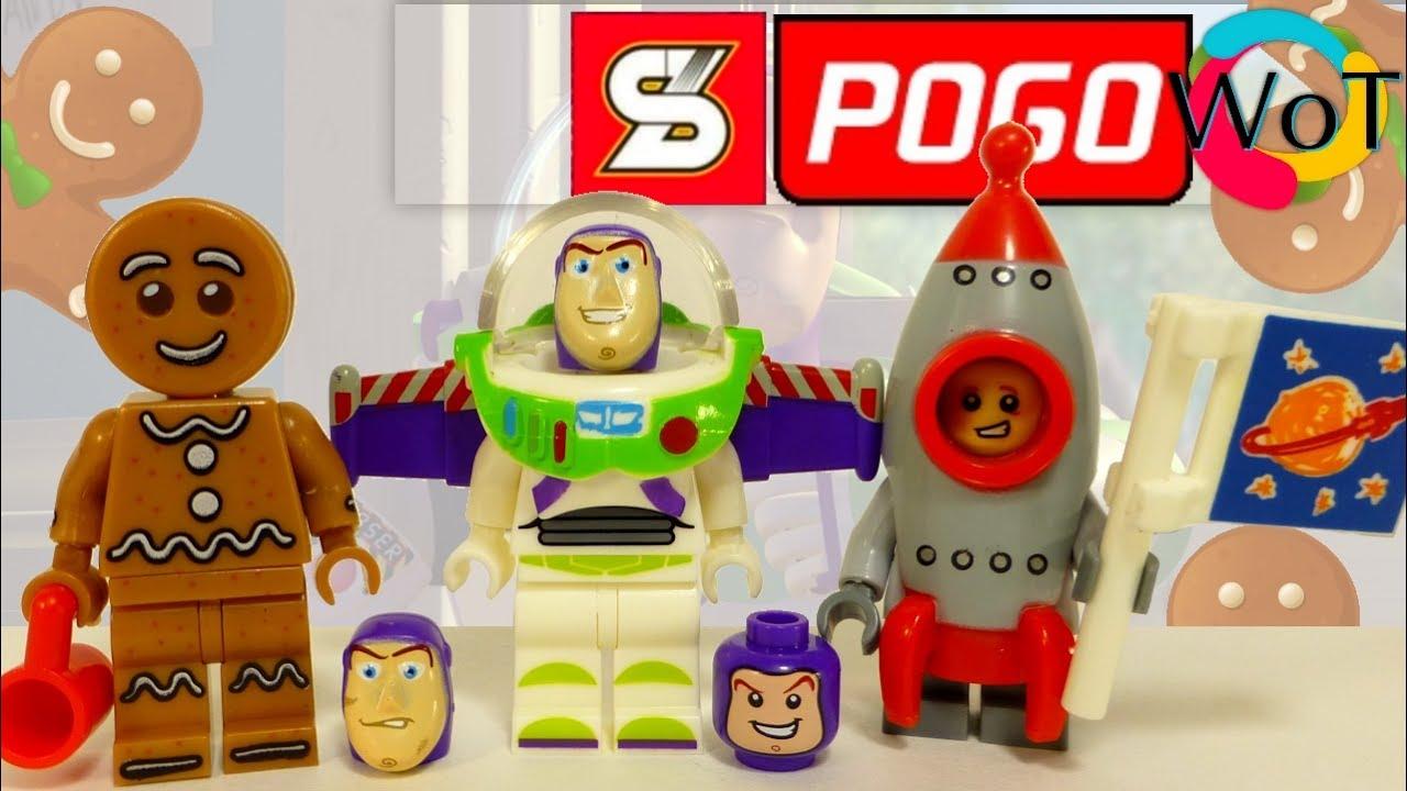 Лего Дино серия из 7 наборов заказ наборов минифигурок с .