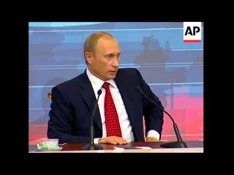 Putin says Russian missiles can pierce any missile defence system