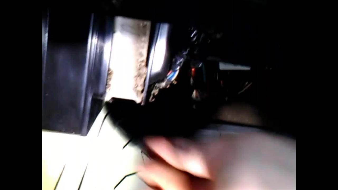 Blazer 2003 chevy trailblazer cabin air filter : 2000 gmc sierra cabin air filter - YouTube