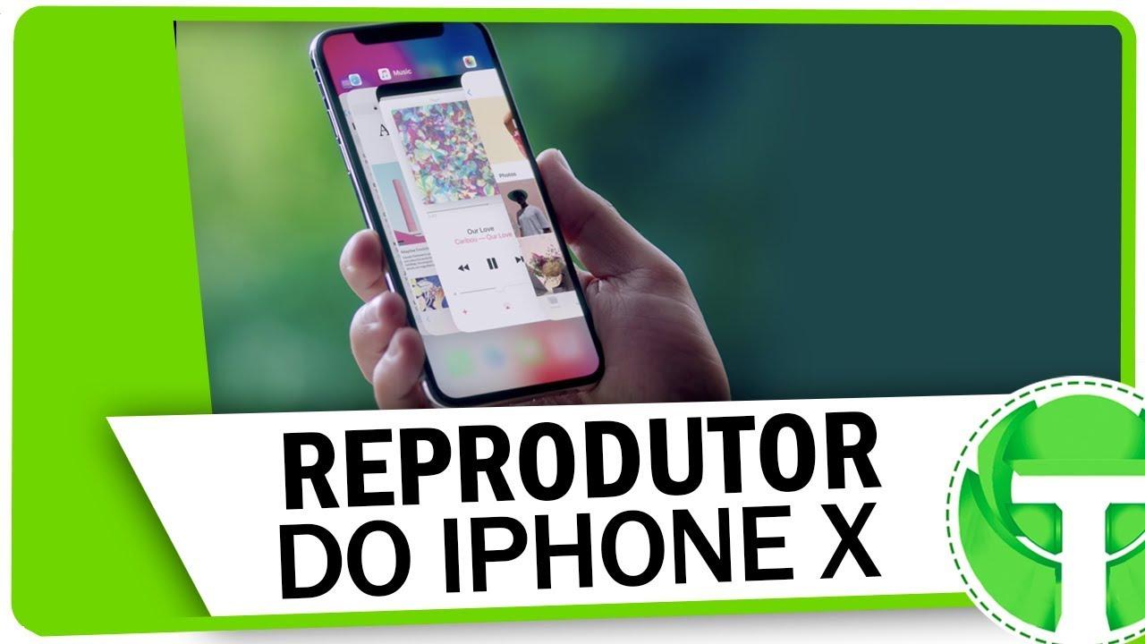 Resultado de imagem para NOVO REPRODUTOR DE MÚSICAS DO IPHONE X NO ANDROID
