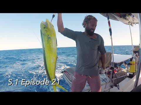 Sailing St. Kitts/Nevis To St. Marteen