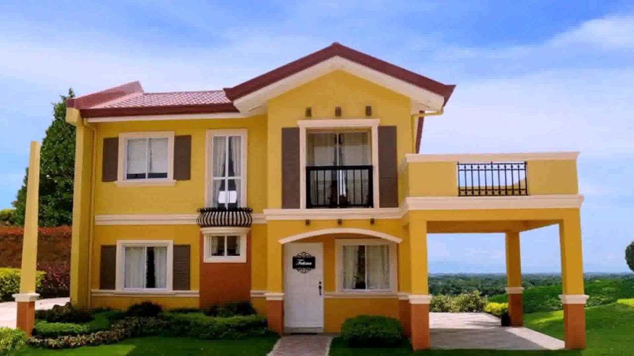 Camella Homes Philippines Interior Design Daddygif Com See Description Youtube