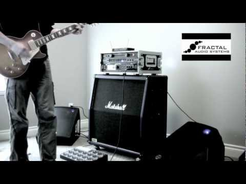Matrix Gt1000fx And Gt800fx Guitar Power Amps Demo By