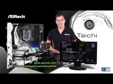 ASRock Classroom] How to build RAID and install Win10 on M 2 SSD