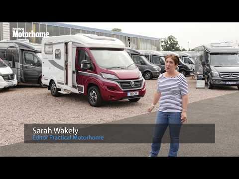 The Practical Motorhome Hymer Van 314 Review