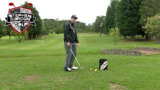 Fix an open clubface and help those snap hooks!