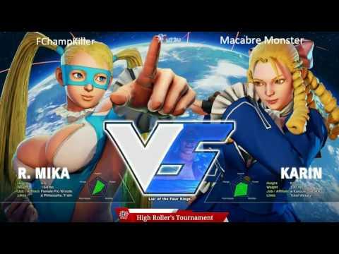 High Rollers Tournament #2 GRAND FINALS Mike El NA vs.Commander Jesse