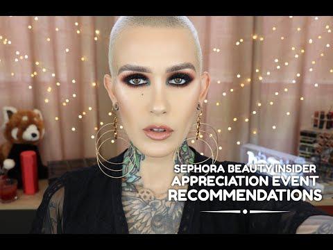 Sephora Beauty Insider Appreciation Event Recommendations