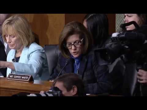 Senator Cortez Masto Rips Equifax CEO, Calls for Greater Accountability of Consumers
