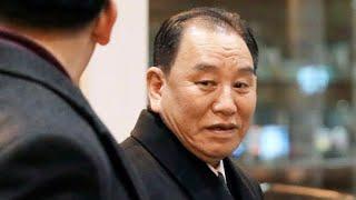 북한 김영철, 김정은 친서 들고 워싱턴행…비핵화협상 분수령 / 연합뉴스TV (YonhapnewsTV)