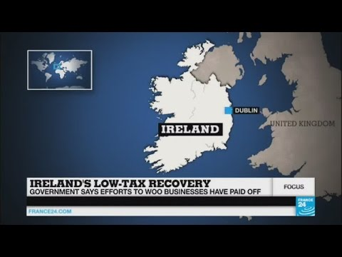 Ireland is back in business