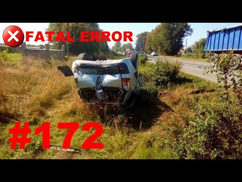 🚘🇷🇺[ONLY NEW] Russian Car Crash  (19 November 2018) #172