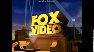 Fox Video 1995 Blender Remake