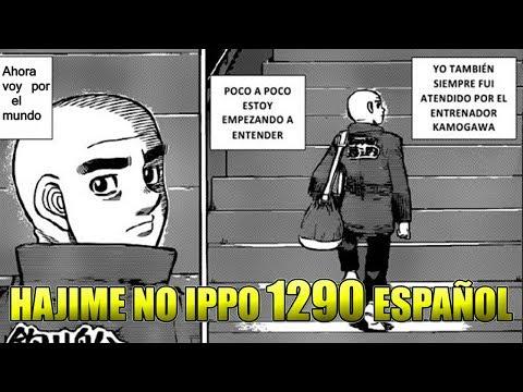 HAJIME NO IPPO 1290 en ESPAÑOL -HD