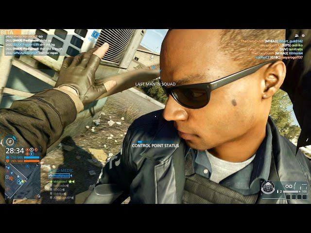 Battlefield HardLine Todays Awesome Moments Ultra GTX970