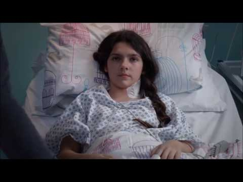 Casualty Grace Wakes Up After Her Fit