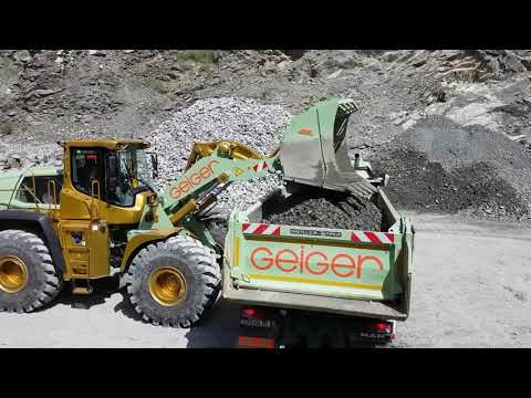 Liebherr - 50,000 wheel loader