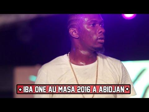 Iba One, Prestation au Masa 2016 à Abidjan en Côte D'Ivoire (Vidéo)