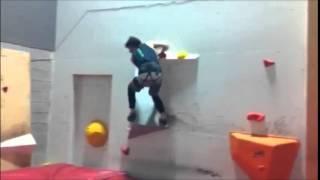 vidéo ParKour Horizon Roc