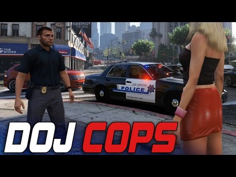 Dept. of Justice Cops #23 - Prostitution! (Criminal)