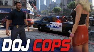 Dept. of Justice Cops #23 - Prostitution! (Criminal)