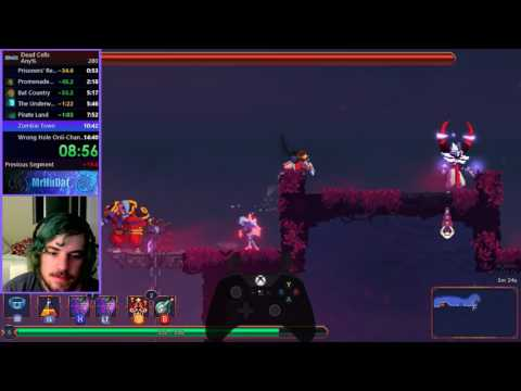 Dead Cells Any% WR (13:03)