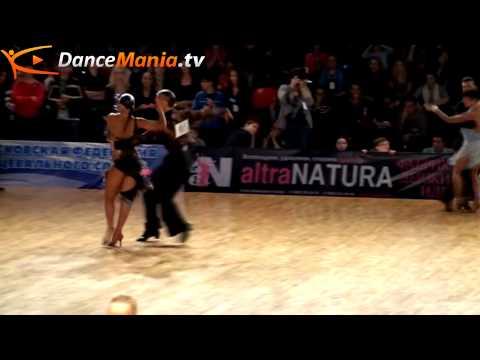 Roman Kovgan & Angelina Sibaeva - Samba (Moscow Diamond Cup 2011, RUS)