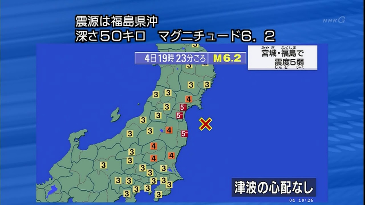 新潟 地震 震度