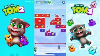 Review Mini Games My Talking Tom 2 2018 #3 New for Android.
