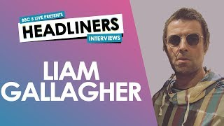 Liam Gallagher: Parkas, politics and family feuds.