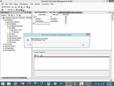 SQL management studio bsse06@iitdu