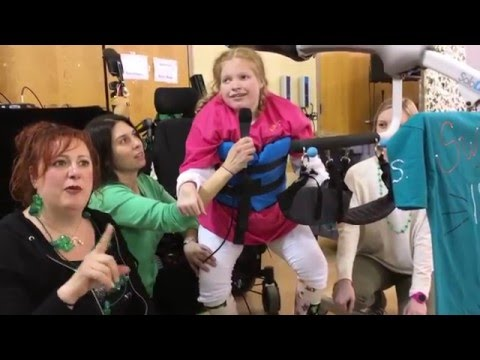 Shake It Off - (Schroth School) Let Taylor Meet Taylor!