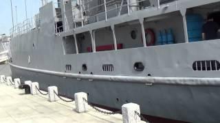 Going Aboard USS Pueblo, Pyongyang