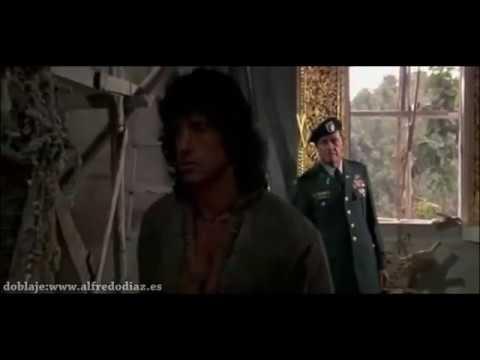 Rambo tras el confinamiento