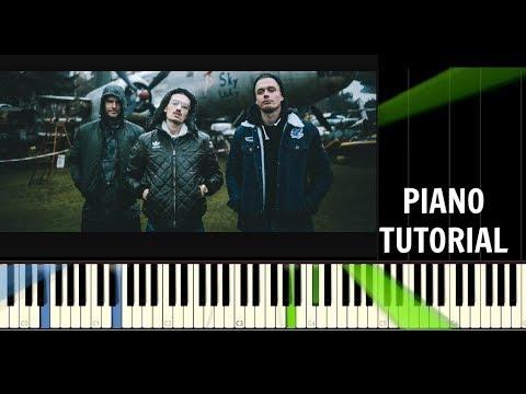 Ego x Paulie Garand x Lvcas Dope - Runway - Piano Tutorial / Cover - Synthesia
