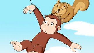 Curious George 🐵Curious George Flies a Kite 🐵Kids Cartoon 🐵Kids Movies 🐵Videos for Kids