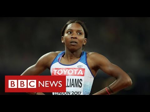 Athlete accuses police of racial profiling after being stopped and handcuffed  - BBC News