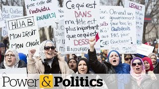 Controversial religious symbols law passed in Quebec | Power & Politics