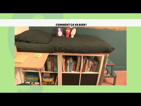 chambres 2 coin enfants caravane willerby 2012 a ve doovi. Black Bedroom Furniture Sets. Home Design Ideas