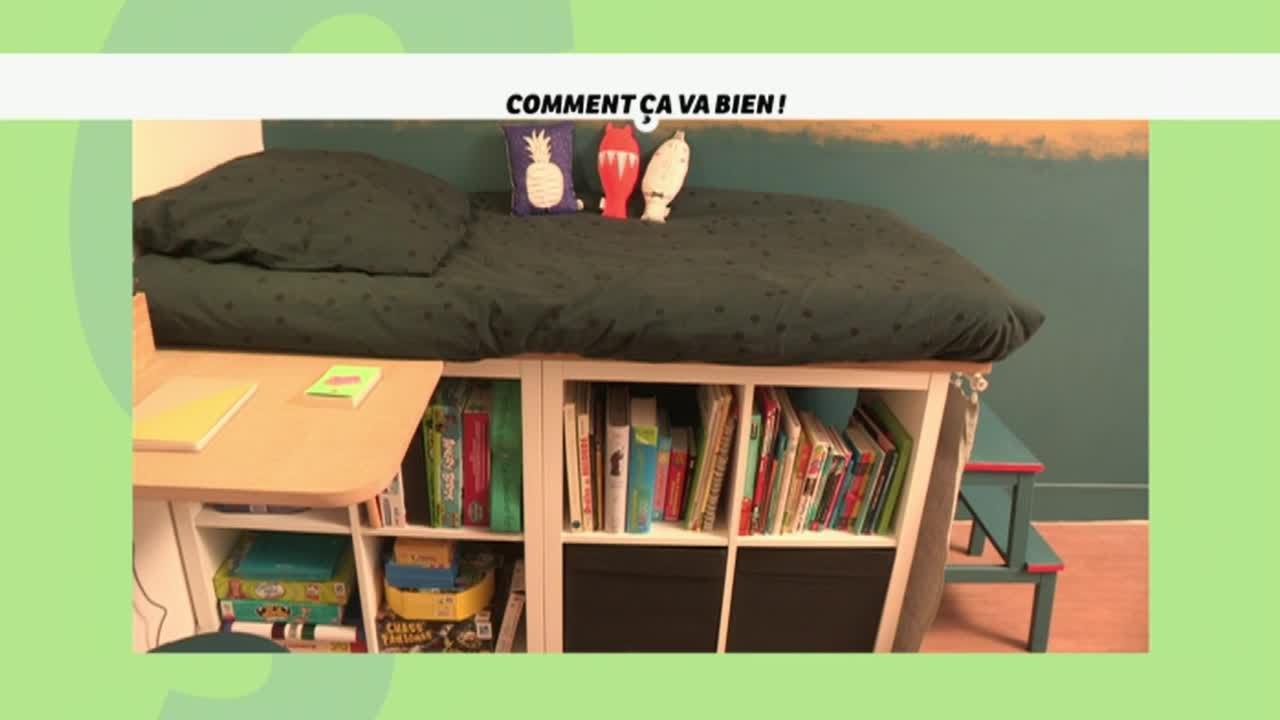 [dÉco] Aménager Une Chambre Pour Deux Enfants #ccvb  Youtube