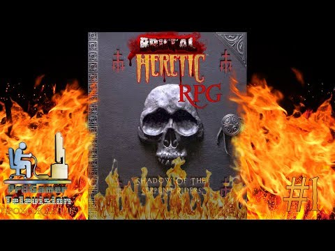 Brutal Heretic RPG: Прохождение (Walkthrough) #1 E1M1 The Docks