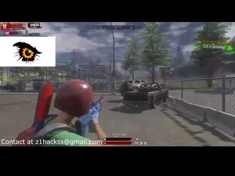 H1Z1 HACKS WORKING UNDETECTED 11/5/2017